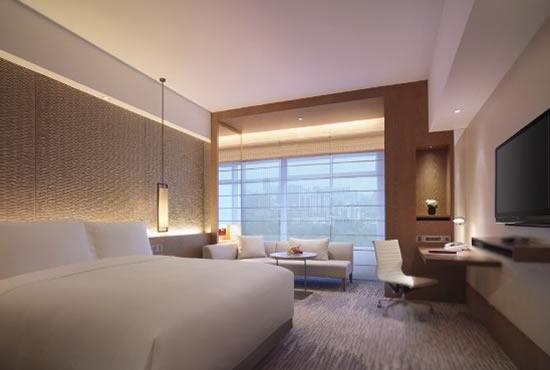 上海巴黎春天大酒店客房翻新工程(32-38層)