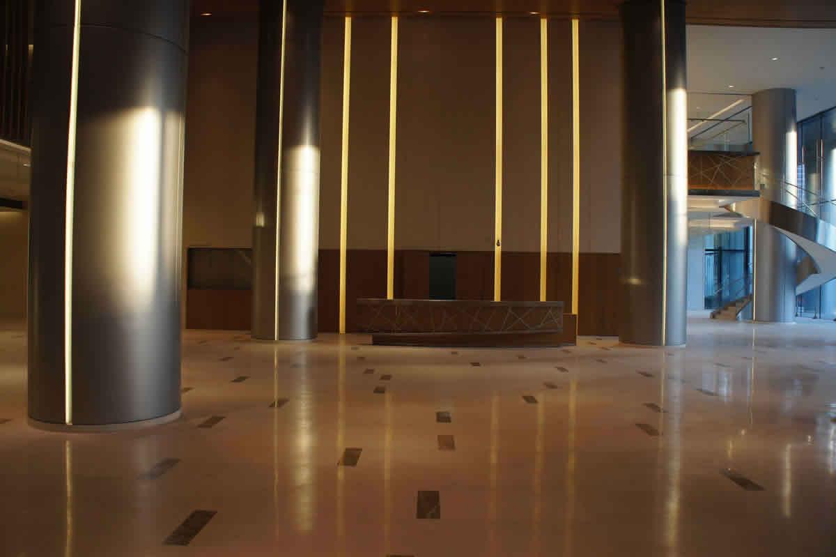 上海建融金控辦公室-室內辦公室精裝工程
