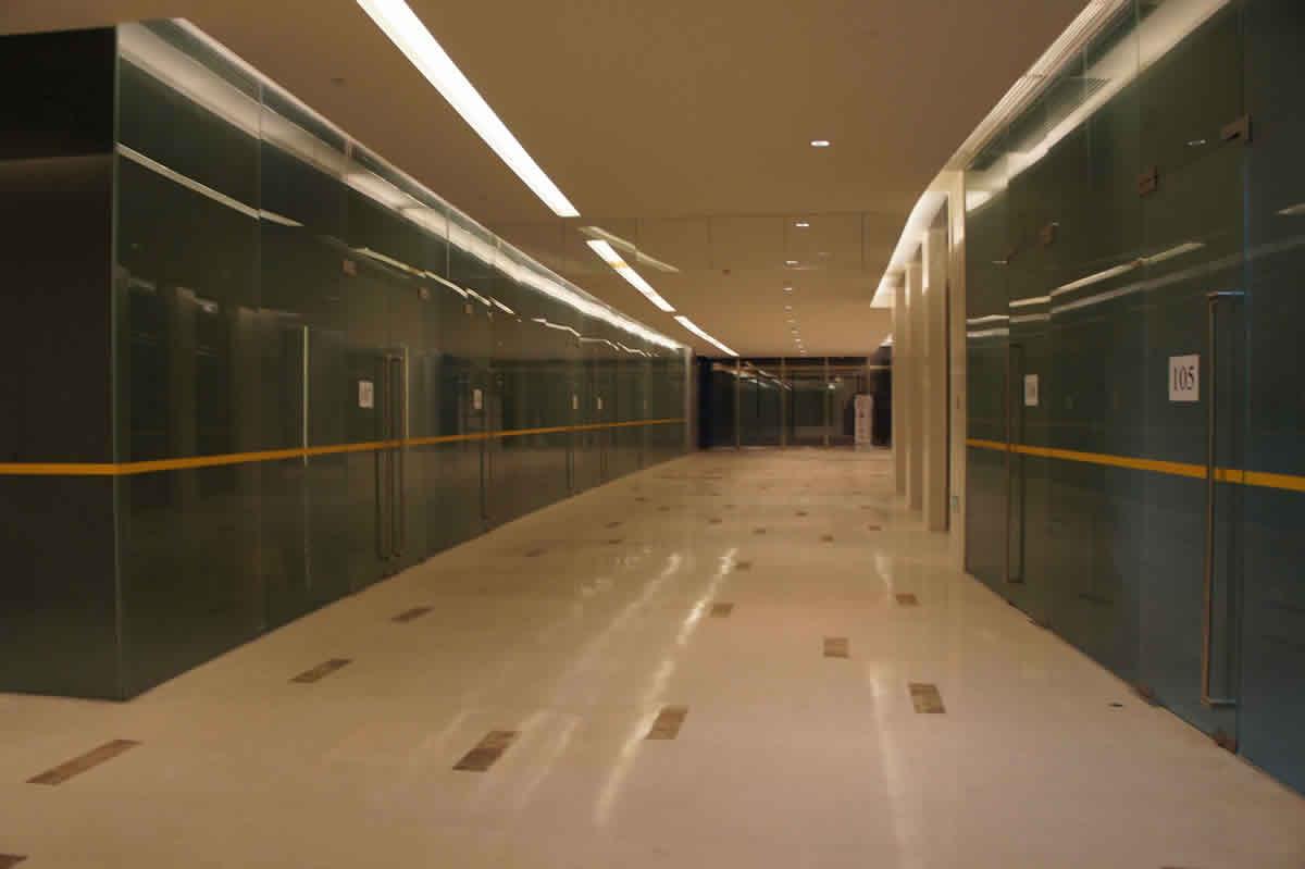 寧波世茂置業有限公司-辦公樓公共區域精裝修