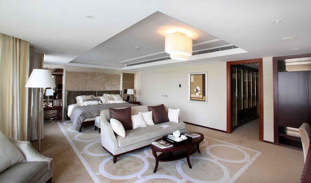 无锡龙惠置业房产公司-别墅和公寓楼精装修