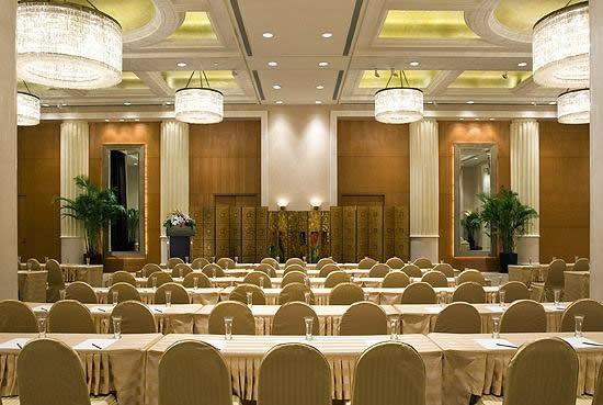 上海巴黎春天大酒大堂、宴會廳和JBBAR精裝工程